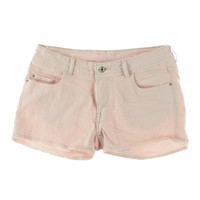 Zara Basic Womens Denim Low Rise Denim Shorts