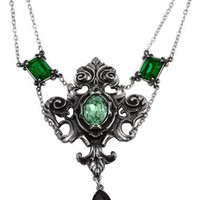 Queen of the Night Alchemy Gothic Necklace