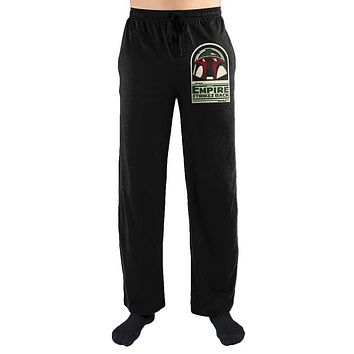MPSP Star Wars Boba Fett Men's Loungewear Pajama Lounge Pants