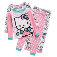 Hello Kitty Pajama Set - Toddler