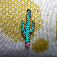 Another cactus pin