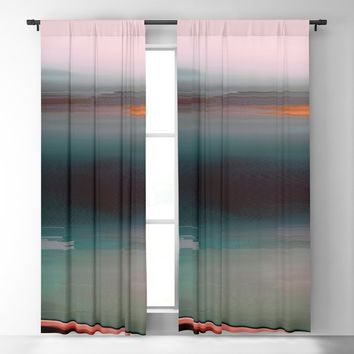 Stowaway Blackout Curtain by duckyb