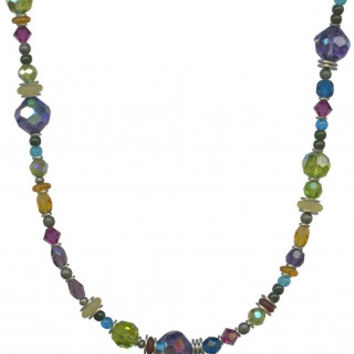 PERSIAN COMMENT NECKLACE