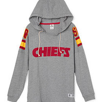 Kansas City Chiefs Pullover Hoodie - PINK - Victoria's Secret