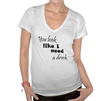 Funny birthday gifts unique joke gift wine humor tees from Zazzle.com
