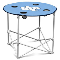 North Carolina Tar Heels NCAA Round Table (30in)