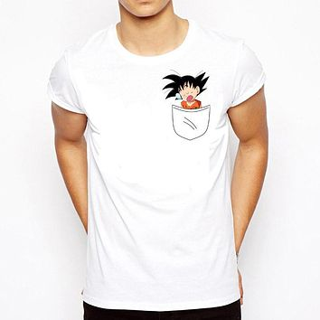 Printing Tee 2018 Anime Dragon Ball Z T Shirt Super shirt Tops Men Clothing