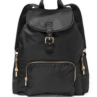 Buckle Backpack - PINK - Victoria's Secret