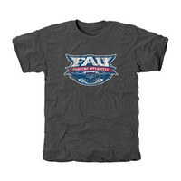 FAU Owls Distressed Primary Tri-Blend T-Shirt - Charcoal
