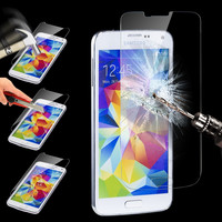 Samsung Galaxy J7 Premium Tempered Glass Screen Protector, Anti Scratch HD Clear Tempered Glass Screen Protector