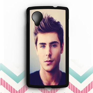 Zac Efron Nexus 5 Case