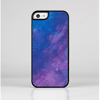 The Blue & Purple Pastel Skin-Sert Case for the Apple iPhone 5c