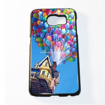 Flying House Up Samsung Galaxy S6 and S6 Edge Case