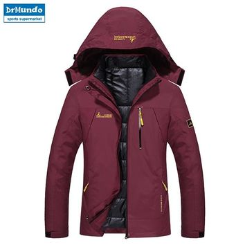 Ski Jacket Women Waterproof Snow Jacket Thermal Coat For Outdoor Mountain Skiing Snowboard Jacket Plus Size Brand