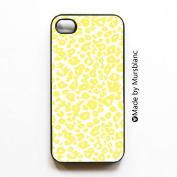 Leopard case 4 or 4S Case  Choose your color by HipsterCases