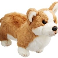 Nat and Jules Plush Toy, Corgi, Small