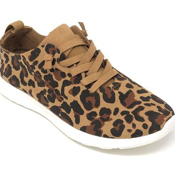 Not Rated Mayo Leopard Fashion Sneakers