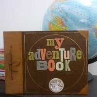 My Adventure Book FOR loujnagy by SlightlyEmbellished