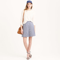 PRE-ORDER STRIPE MINI SKIRT