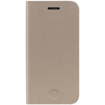 "Macally Iphone 6 Plus 5.5"" Slim Folio Case With Stand (tan)"