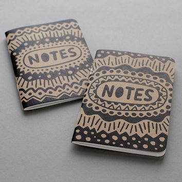 Small Notebook // Notes (3.5x5)