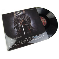 Ramin Djawadi: Game Of Thrones Soundtrack Vinyl 2LP (Record Store Day)