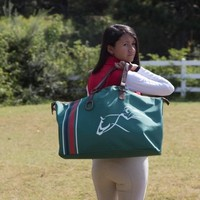 Horse Lover Weekender Tote Bag - Fully Lined - Weekend, Shopping, Horse Show or Gym Bag