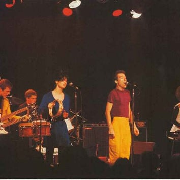 The B-52's Live 1980 Poster 24x33