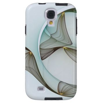 Fractal Abstract Elegance Galaxy S4 Case