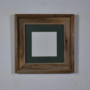 8 x 8 photo frame with 5x5 mat