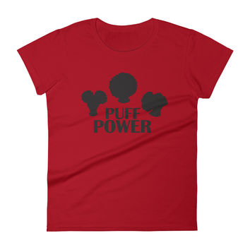 PUFF POWER Black