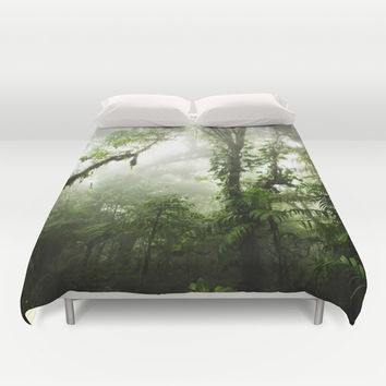 Cloud Forest Duvet Cover by Nicklas Gustafsson