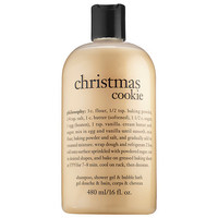 Christmas Cookie Shower Gel - philosophy | Sephora