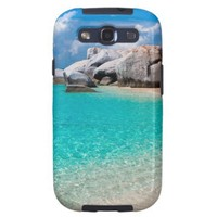 Turquoise Water Galaxy S3 Cover