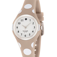 Kate Spade Polka Dot Rumsey Watch Grey ONE