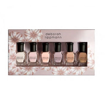 Debra Lippman Undressed Shades of Nude 8 ml each NEW!
