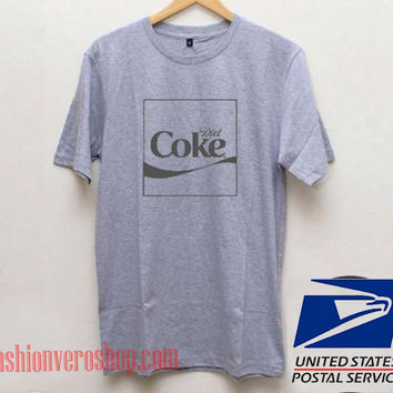 Diet Coke Unisex adult T shirt