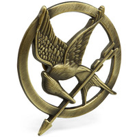 Mocking Jay Pin Badge | Free Delivery