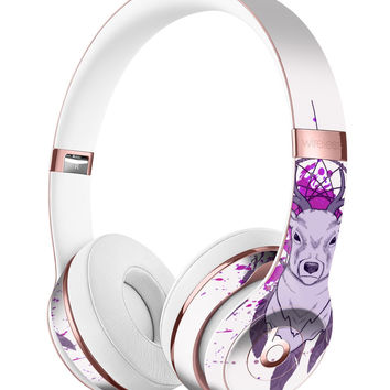 Purple Deer Runner DreamCatcher Full-Body Skin Kit for the Beats by Dre Solo 3 Wireless Headphones