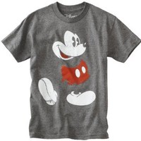 Disney Boys 2-7 Mickey Mouse Short Sleeve Tee