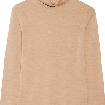 Dagmar - Annabella merino wool turtleneck sweater