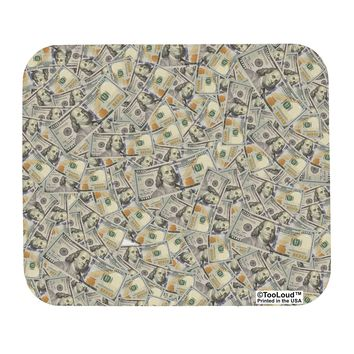 Benjamins Mousepad All Over Print by TooLoud