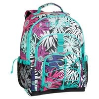 Gear-Up Graphic Flower Sketch Backpack