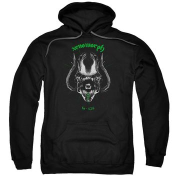 Alien - Xenomorph Adult Pull Over Hoodie Officially Licensed Apparel