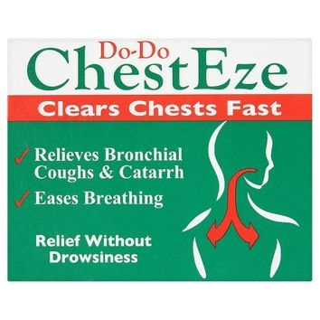 Do-Do ChestEze x9 - Cough Medicines - Coughs, Colds & Sore Throat - Medicines