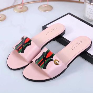 GUCCI Fashionable and beautiful sandals-1