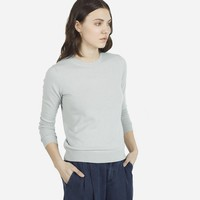 The Women's Cashmere Crew - Fog
