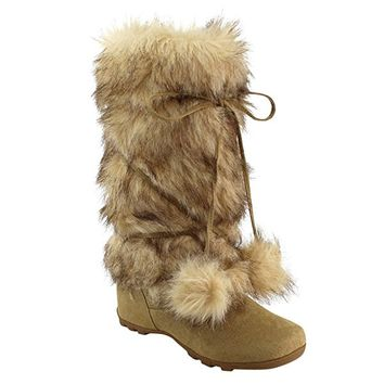 Womens Tara-Hi Fashion Boots