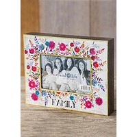 Family Wooden Picture Frame
