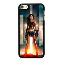 WONDER WOMAN GAL GADOT iPod Touch 6 Case Cover